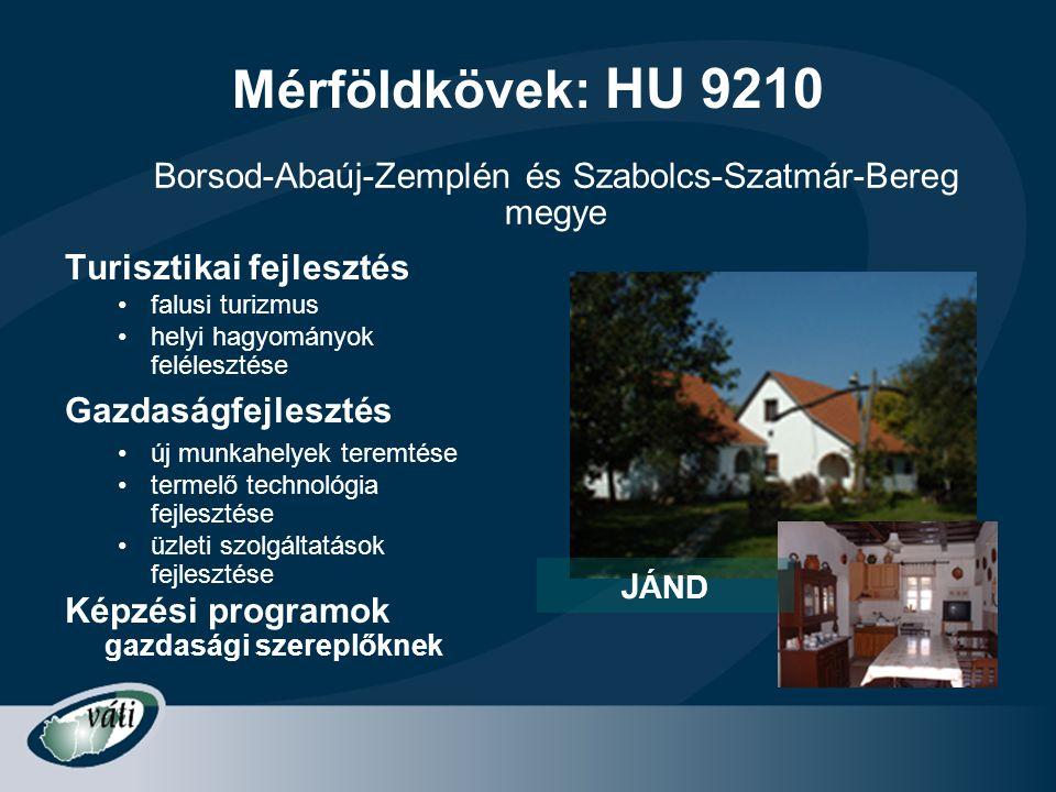 Borsod-Abaúj-Zemplén és Szabolcs-Szatmár-Bereg megye