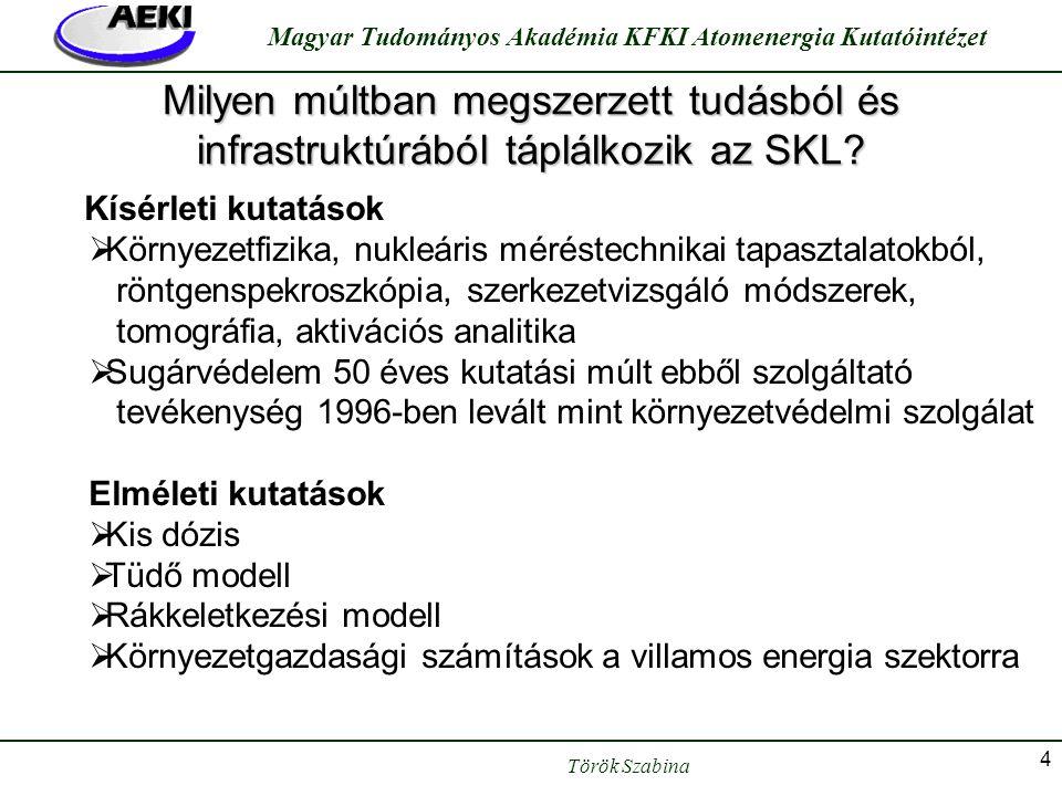 Milyen múltban megszerzett tudásból és infrastruktúrából táplálkozik az SKL