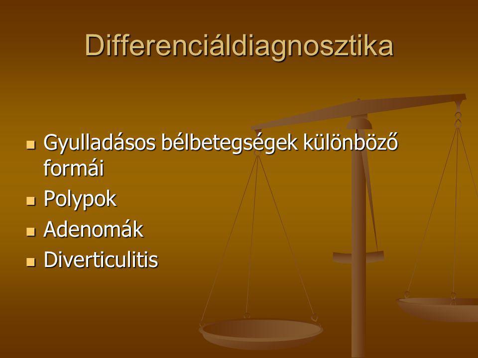 Differenciáldiagnosztika