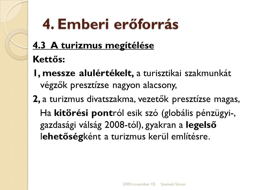 4. Emberi erőforrás