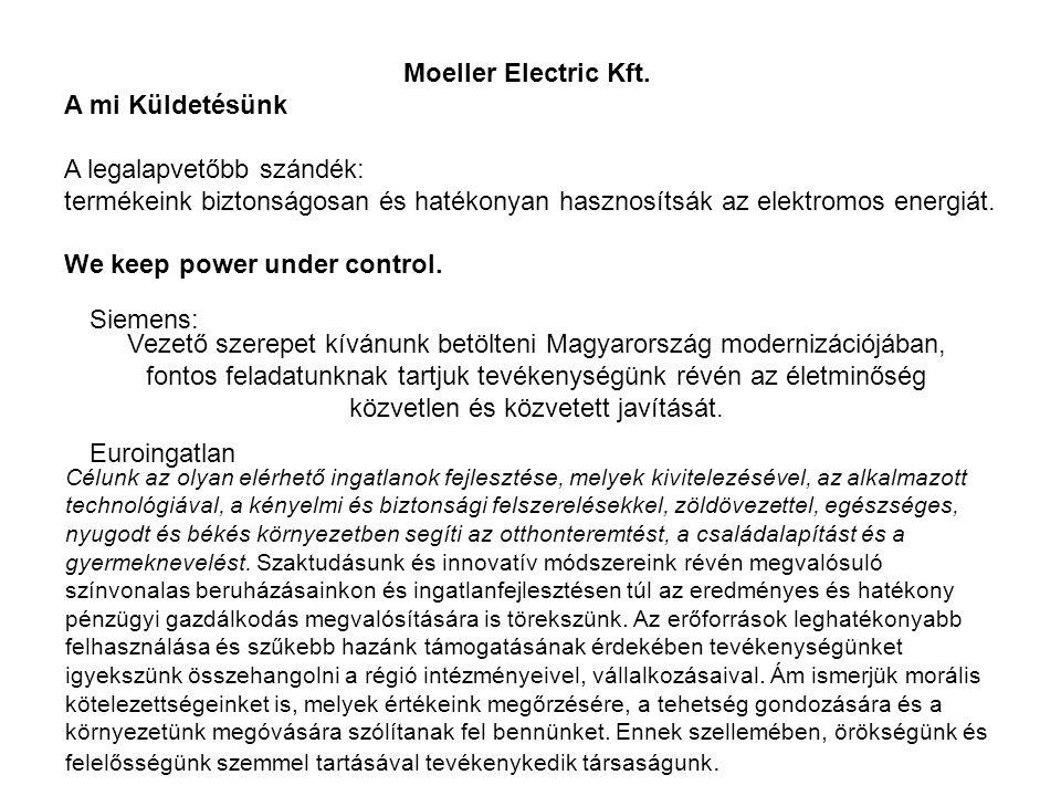 Moeller Electric Kft.