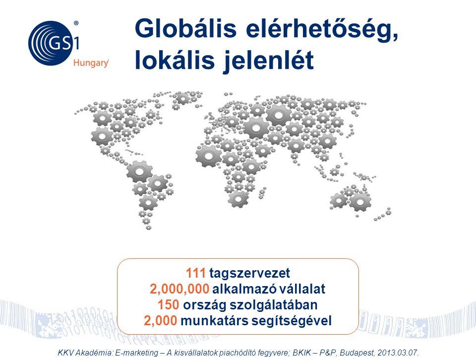 Globális elérhetőség, lokális jelenlét