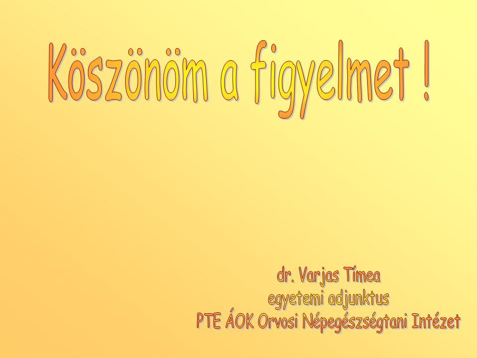 PTE ÁOK Orvosi Népegészségtani Intézet