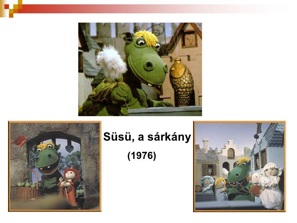 Süsü, a sárkány (1976)