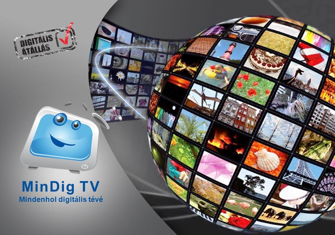 Mindenhol digitális tévé