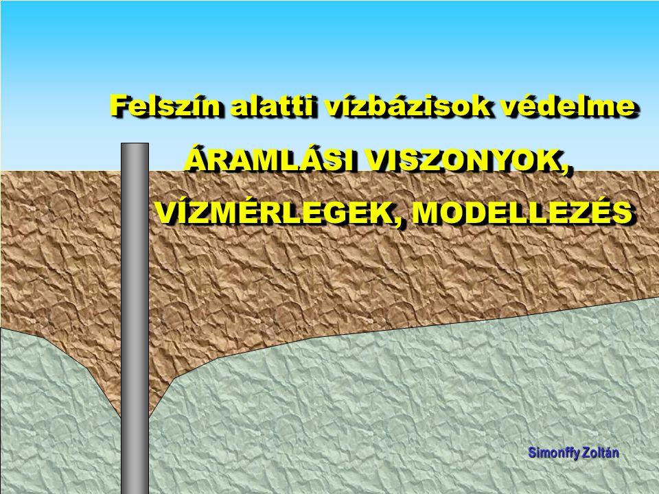 Felszín alatti vízbázisok védelme