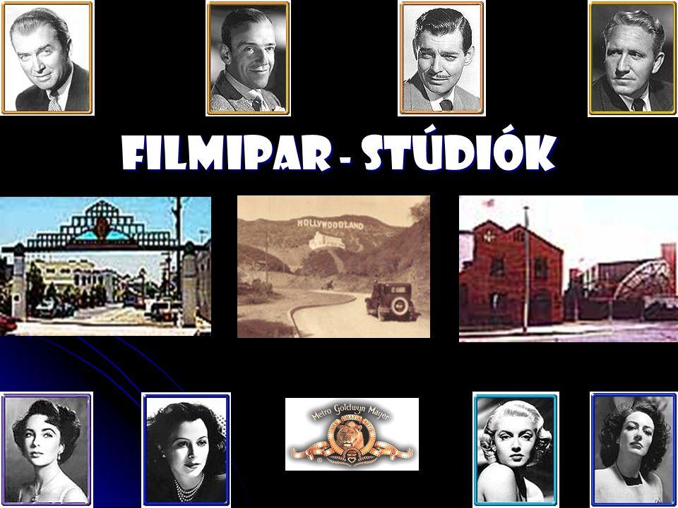 Filmipar - stúdiók
