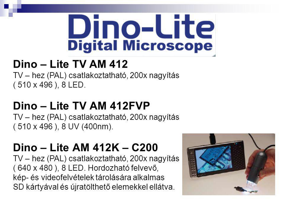 Dino – Lite TV AM 412 Dino – Lite TV AM 412FVP