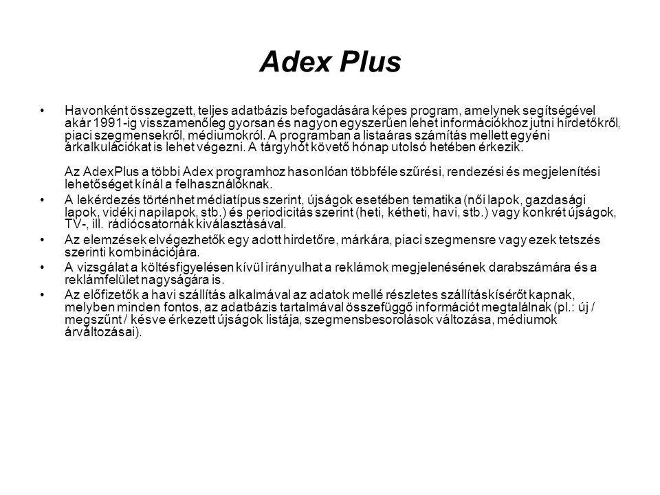 Adex Plus