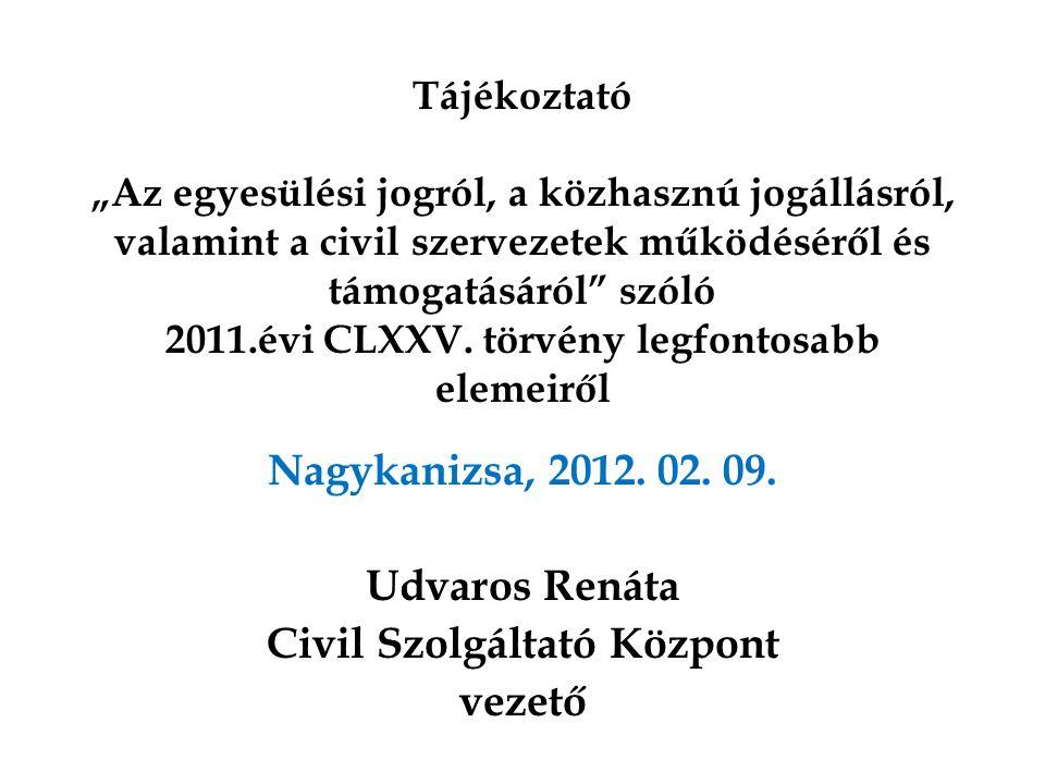 Civil Szolgáltató Központ