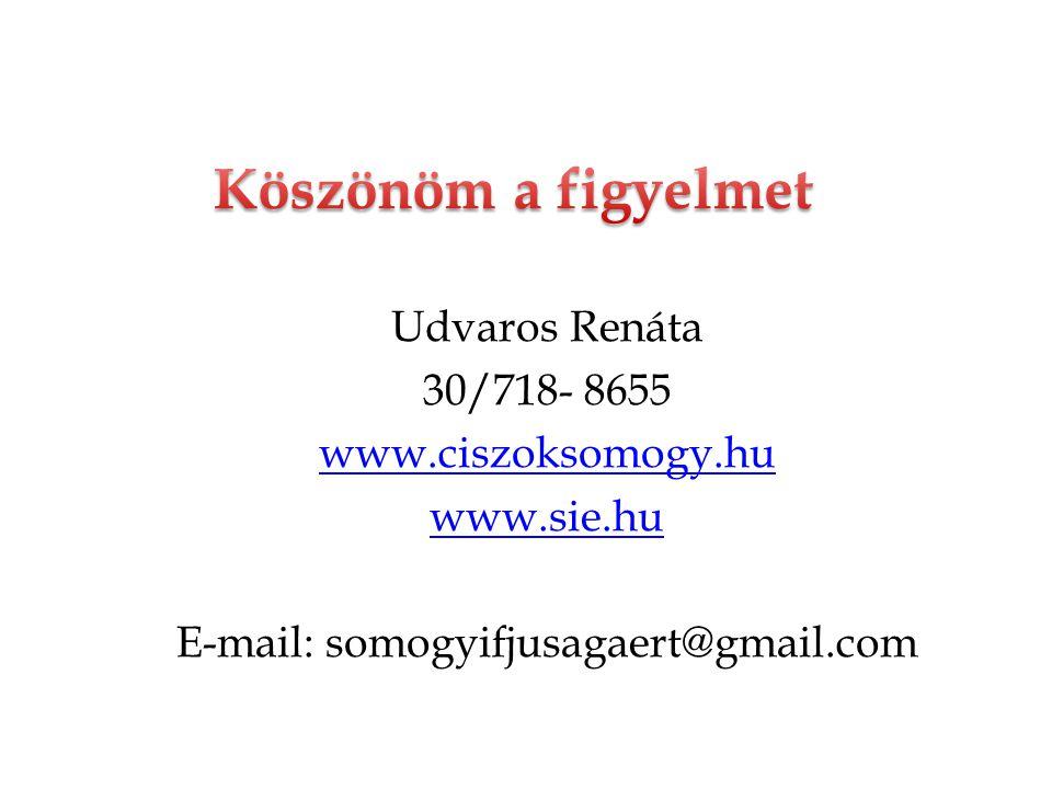 E-mail: somogyifjusagaert@gmail.com