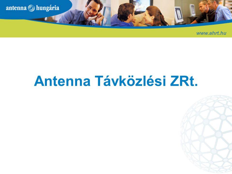 Antenna Távközlési ZRt.