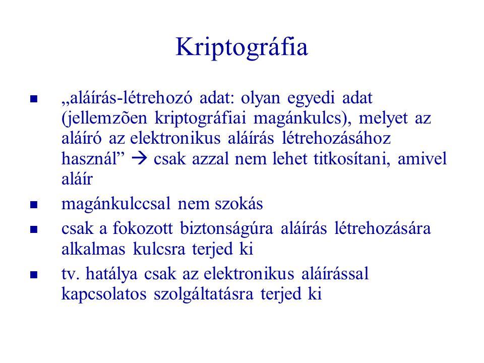 Kriptográfia
