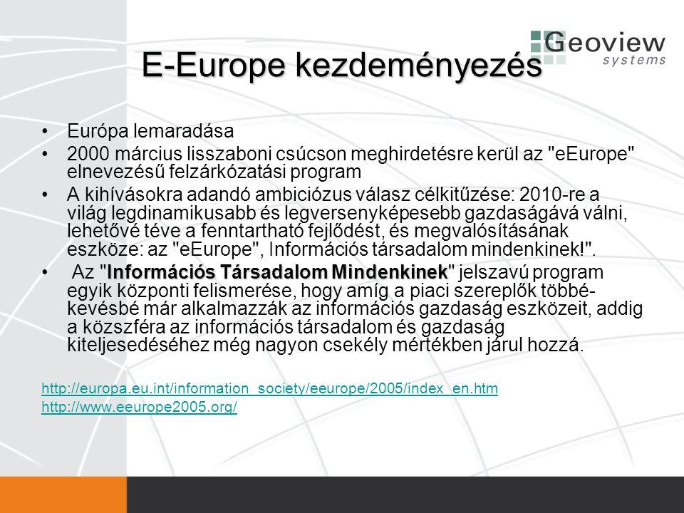 E-Europe kezdeményezés