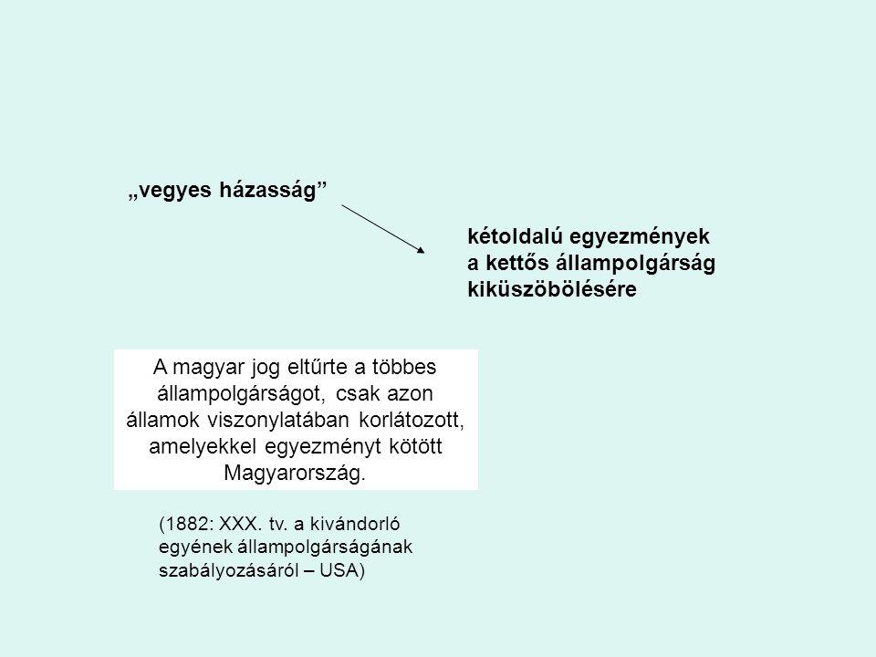 amelyekkel egyezményt kötött Magyarország.