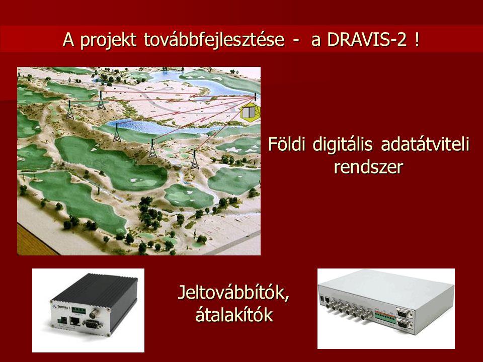 Földi digitális adatátviteli rendszer