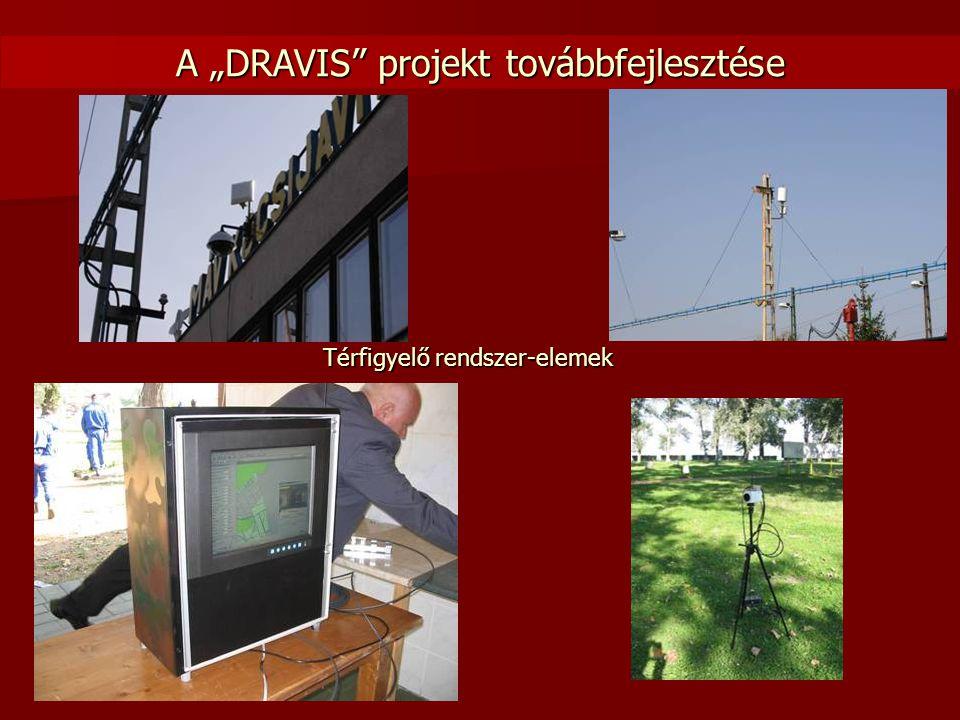 """A """"DRAVIS projekt továbbfejlesztése"""