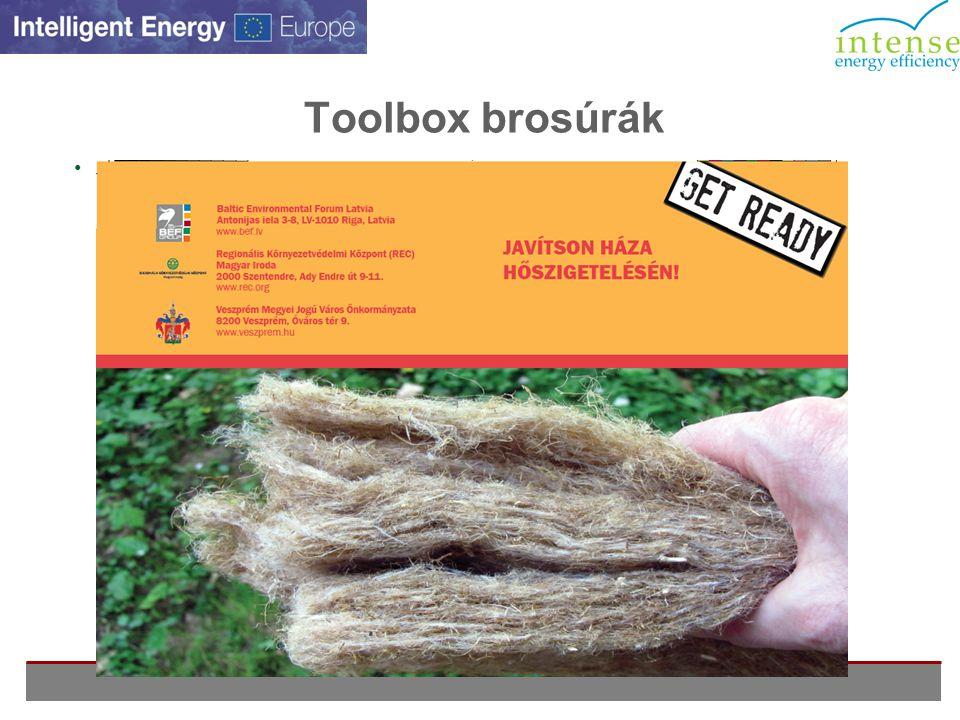 Toolbox brosúrák