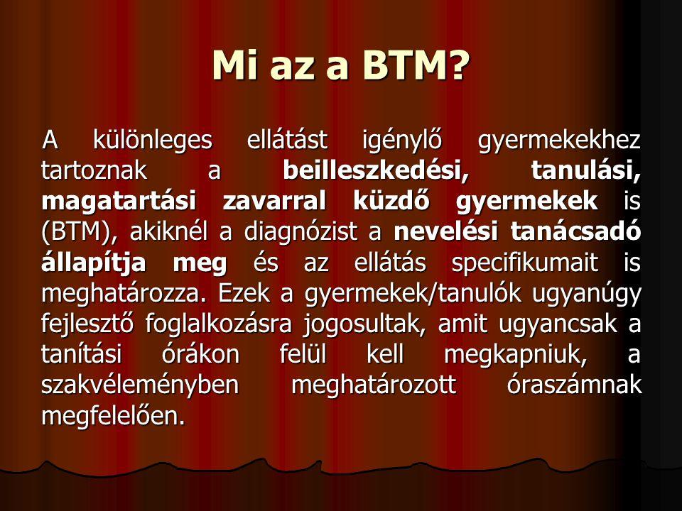 Mi az a BTM