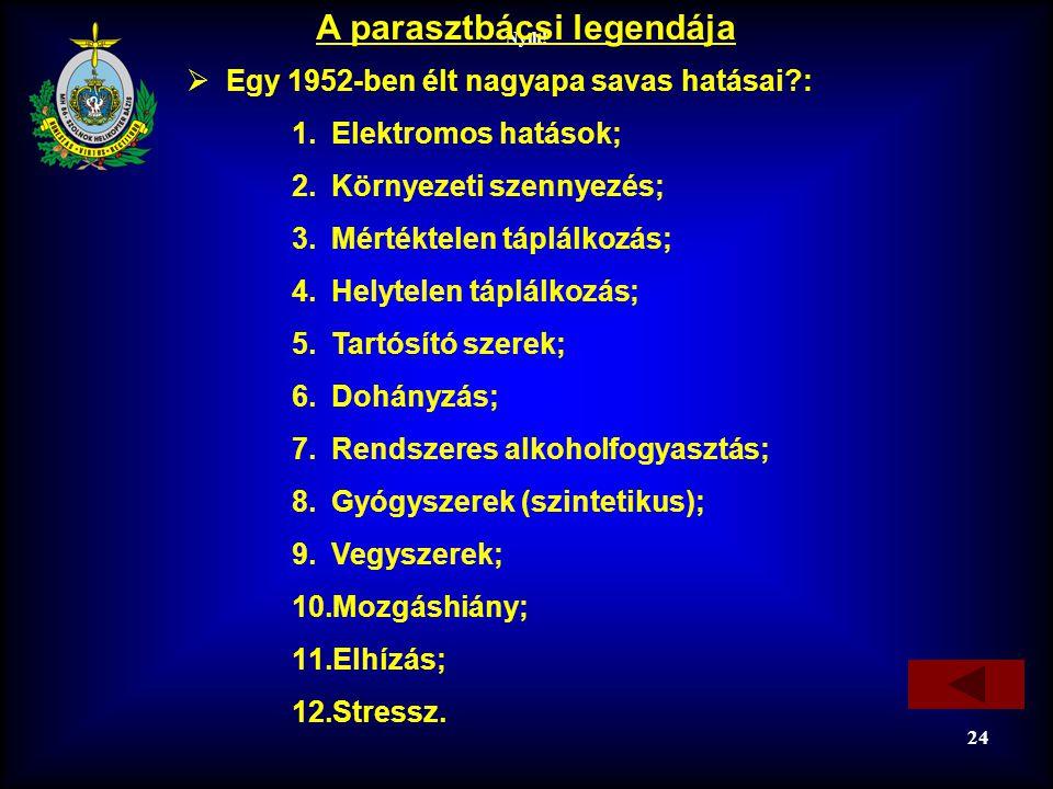 A parasztbácsi legendája