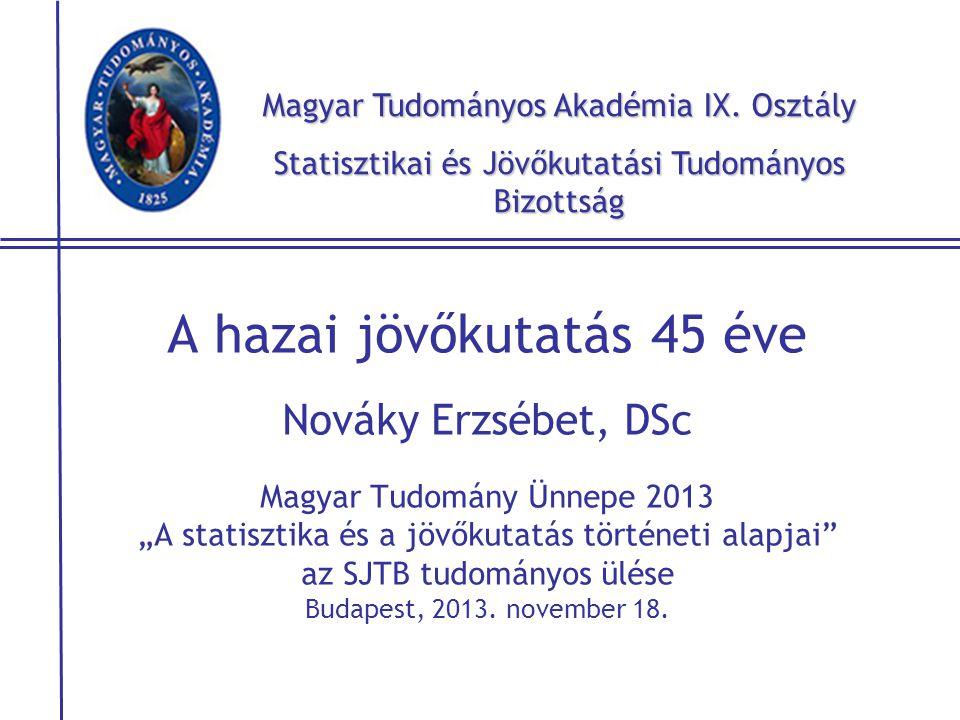 Magyar Tudományos Akadémia IX. Osztály
