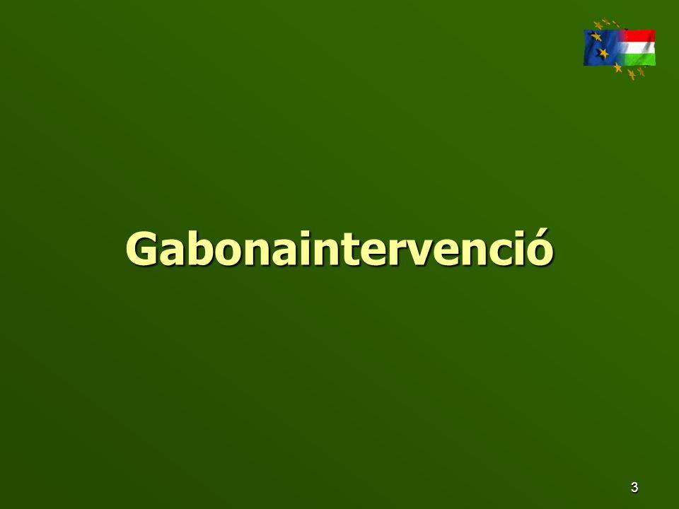 Gabonaintervenció