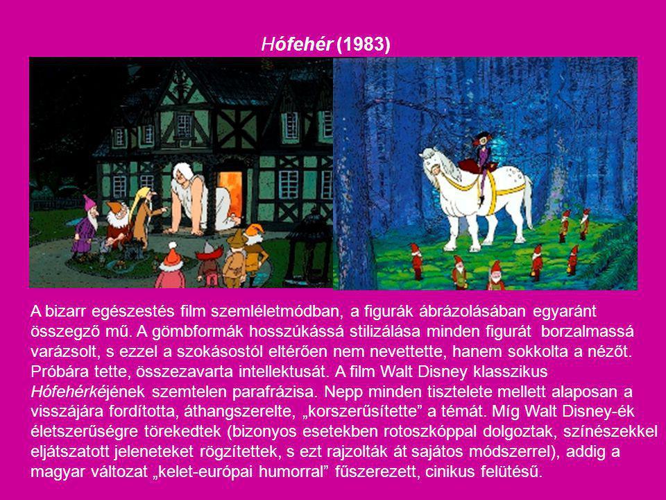 Hófehér (1983)