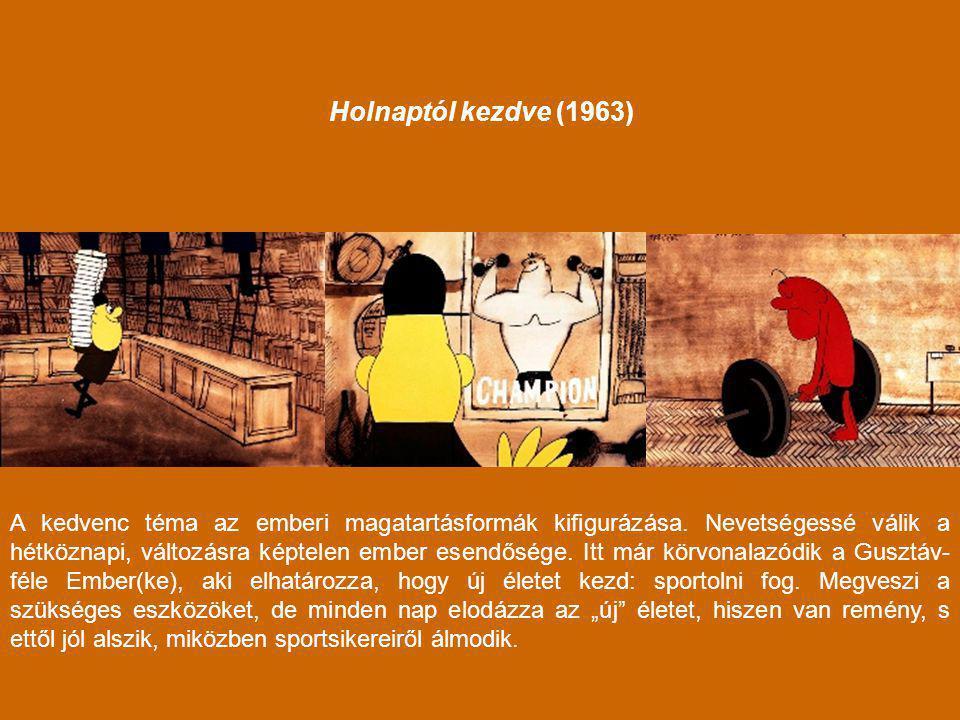 Holnaptól kezdve (1963)