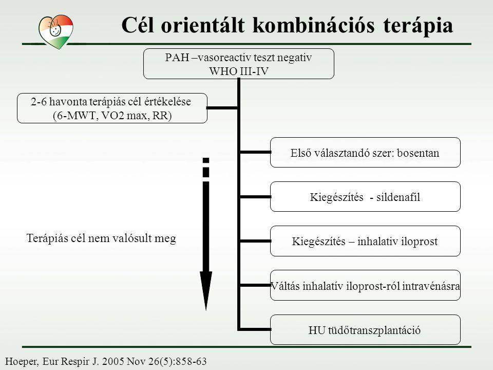 Cél orientált kombinációs terápia