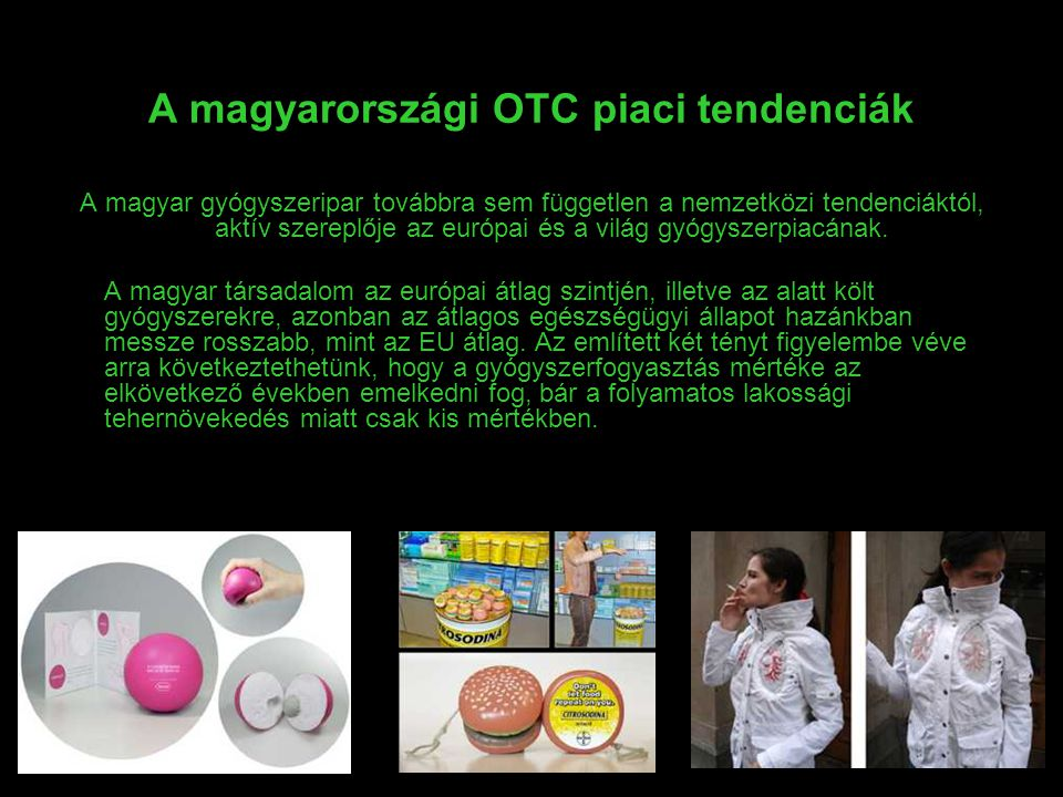 A magyarországi OTC piaci tendenciák