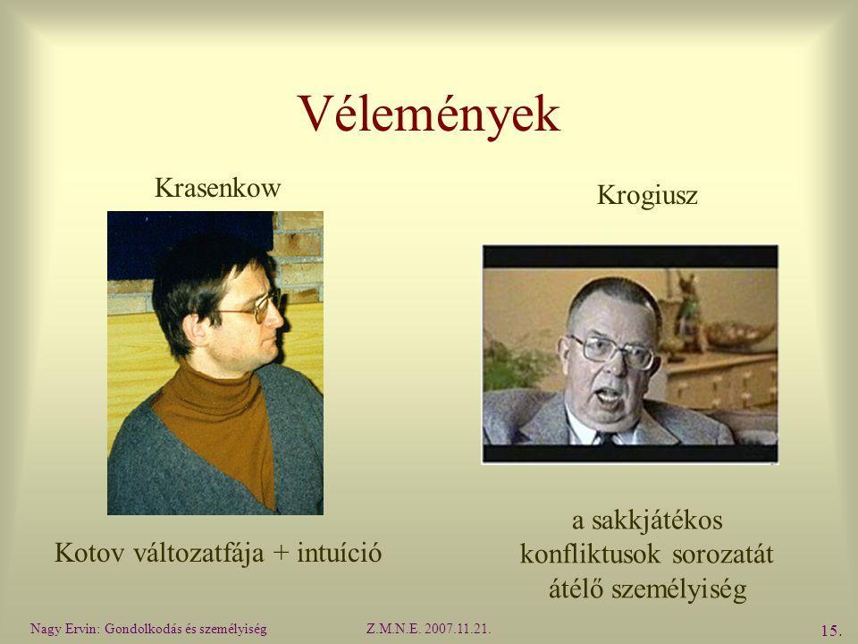 Vélemények Krasenkow Krogiusz