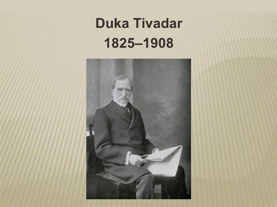 Duka Tivadar 1825–1908