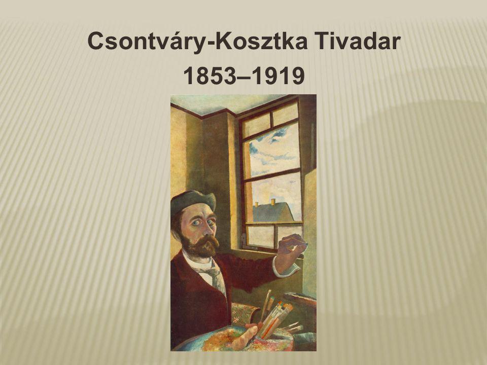 Csontváry-Kosztka Tivadar