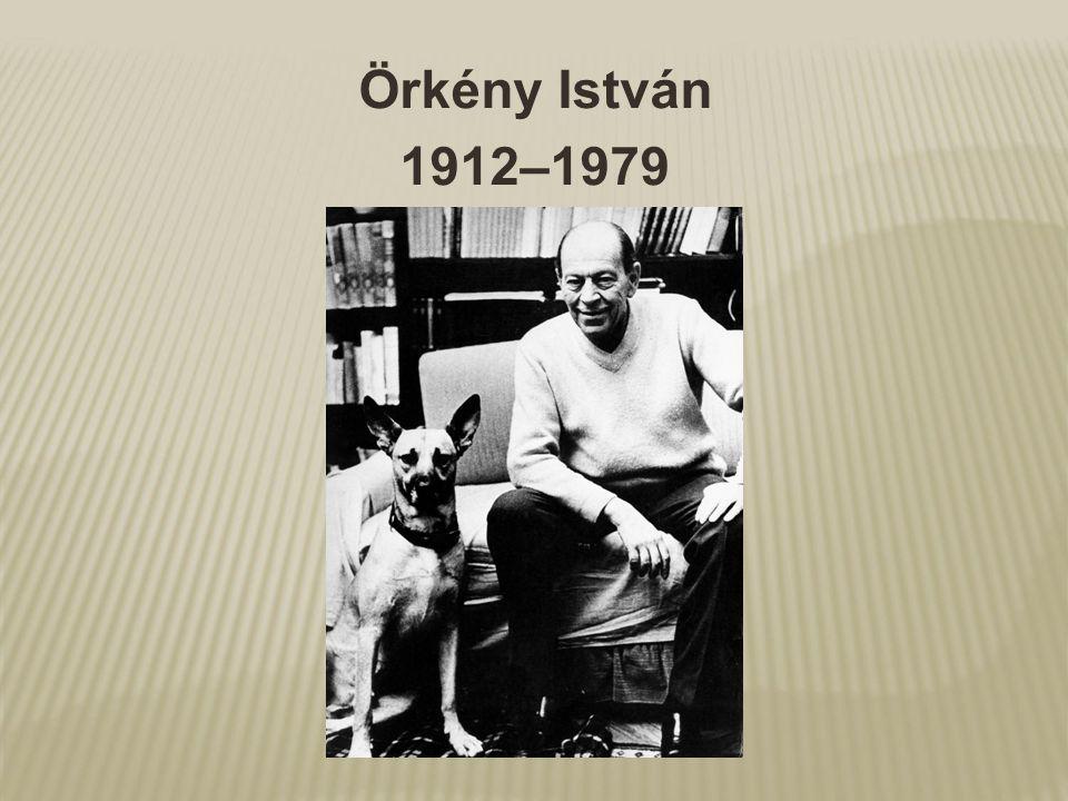 Örkény István 1912–1979