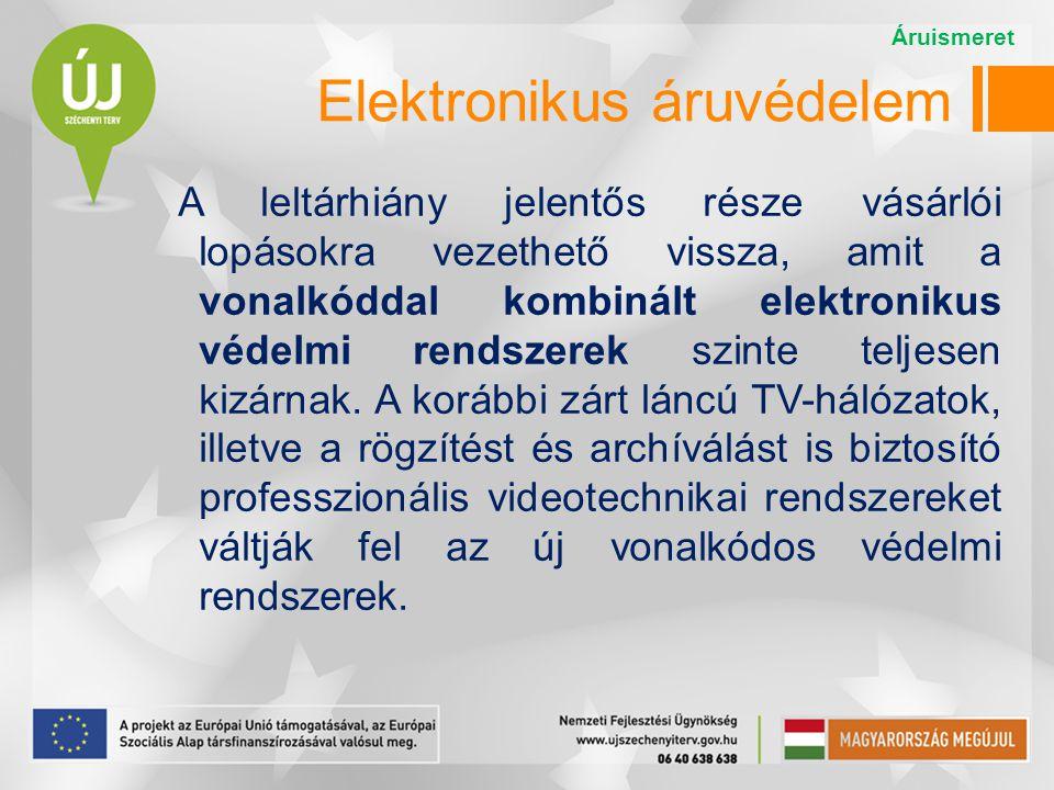 Elektronikus áruvédelem