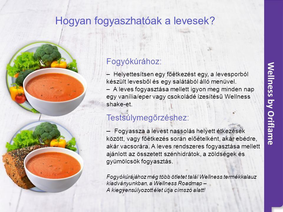Hogyan fogyaszhatóak a levesek