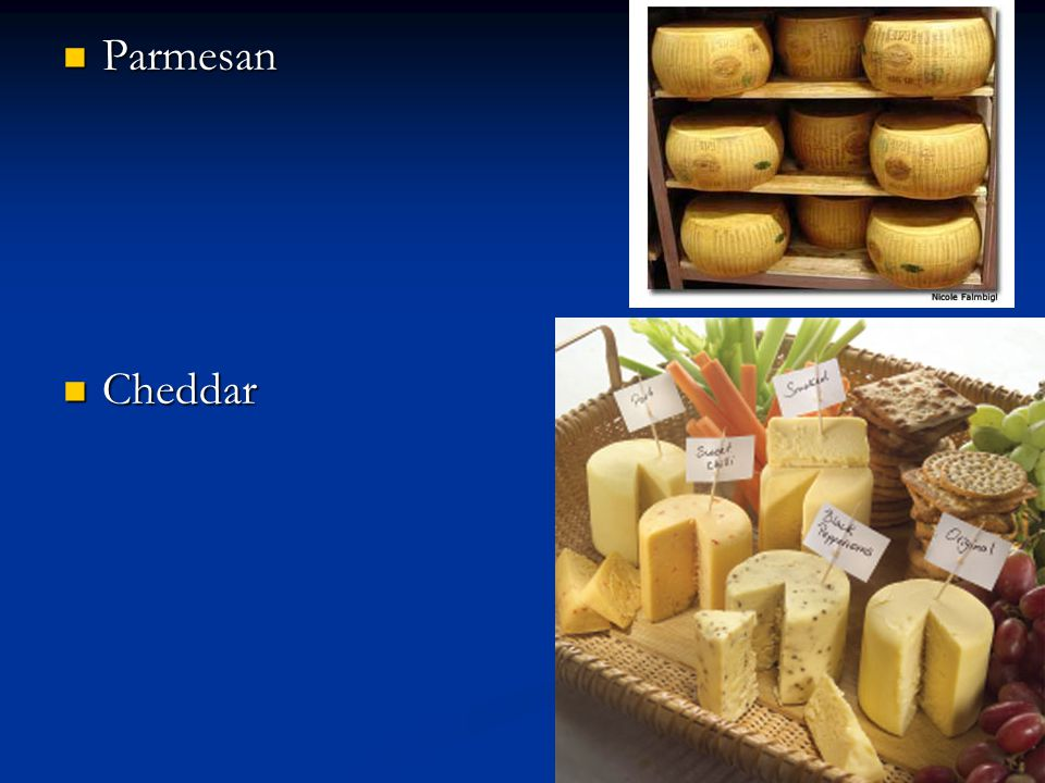 Parmesan Cheddar