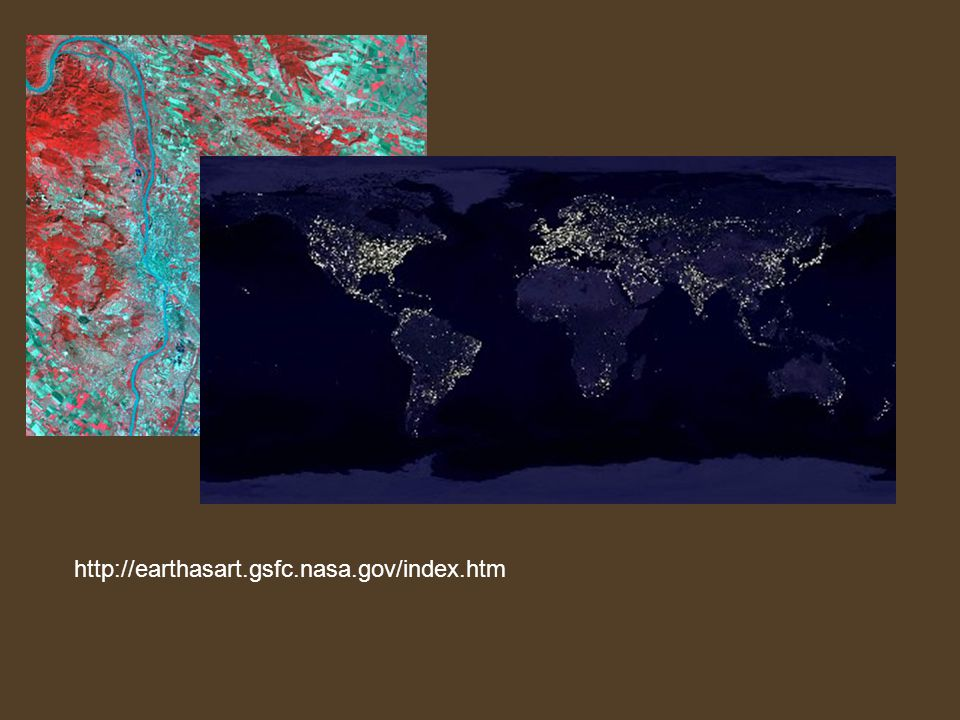 http://earthasart.gsfc.nasa.gov/index.htm