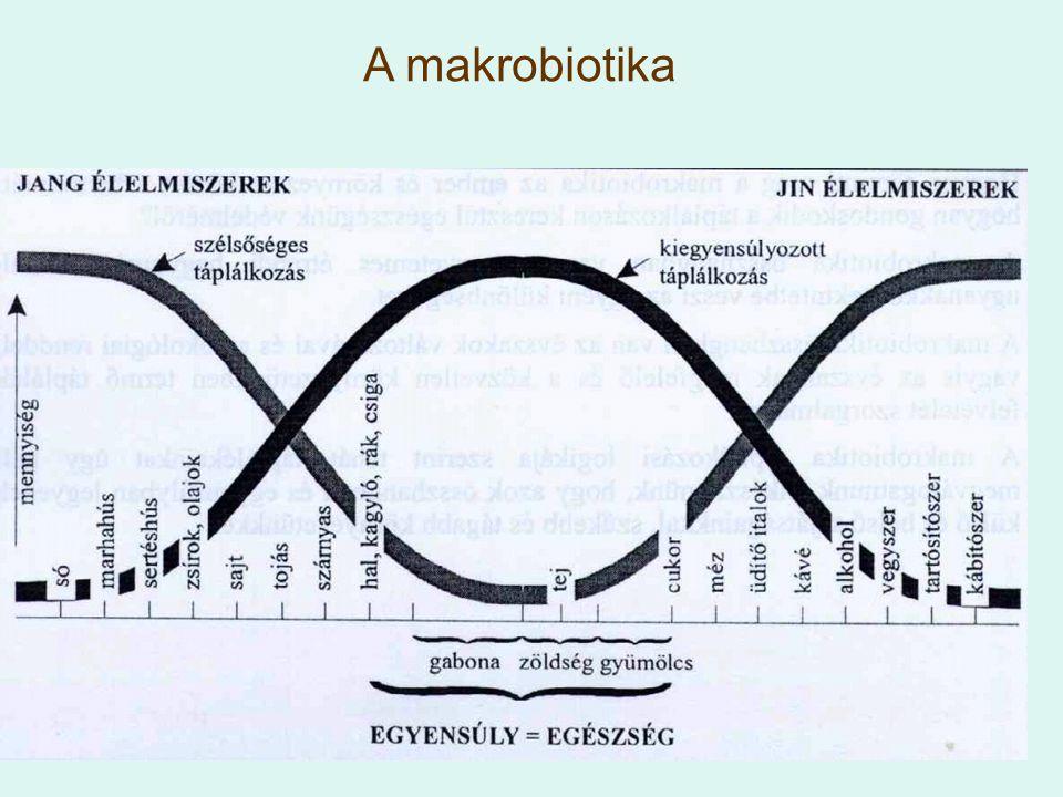 A makrobiotika