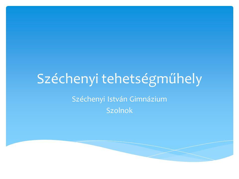 Széchenyi tehetségműhely