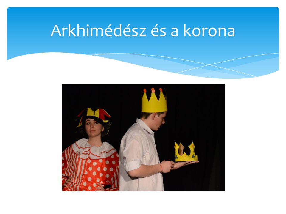 Arkhimédész és a korona