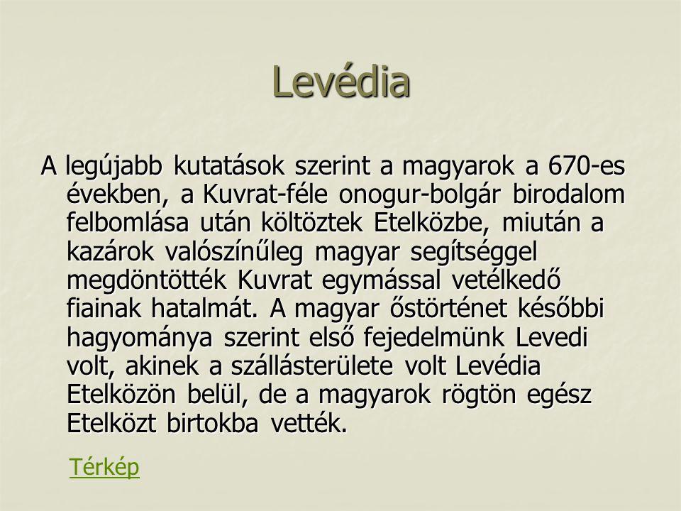 Levédia