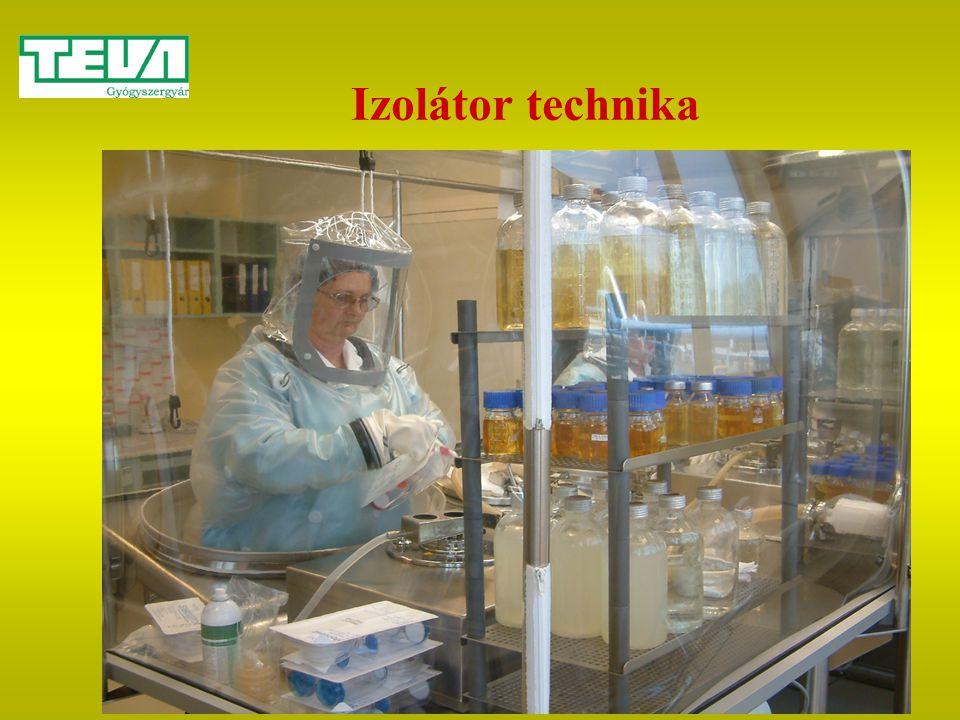 Izolátor technika