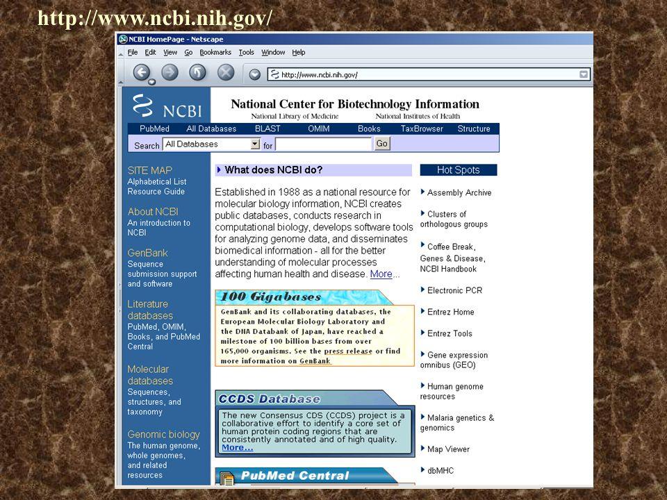 http://www.ncbi.nih.gov/