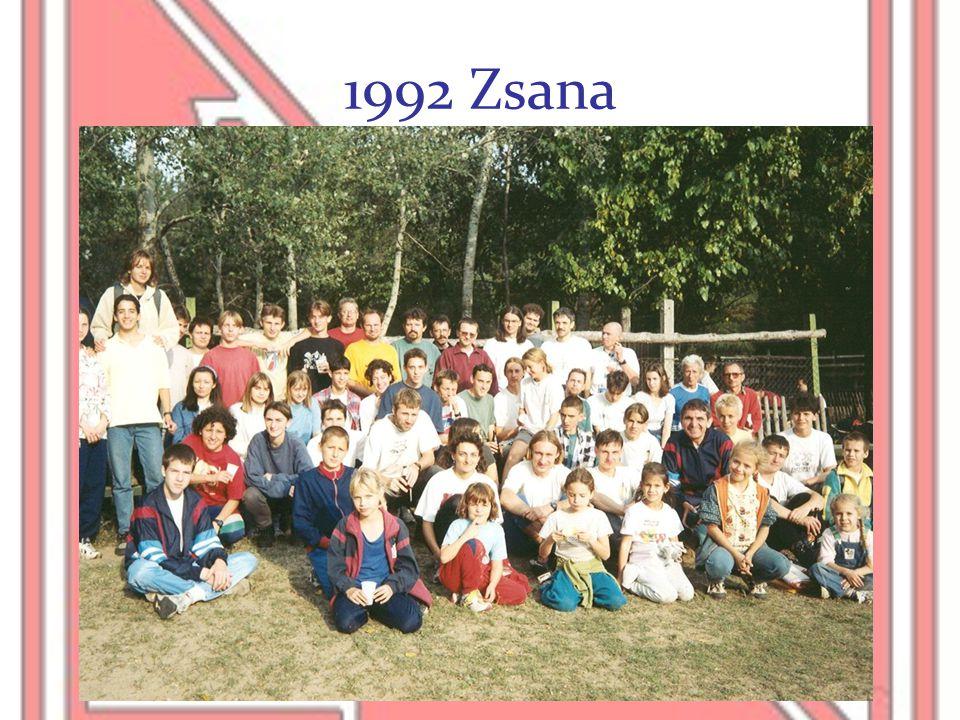 1992 Zsana