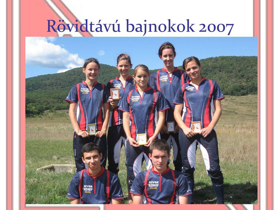 Rövidtávú bajnokok 2007