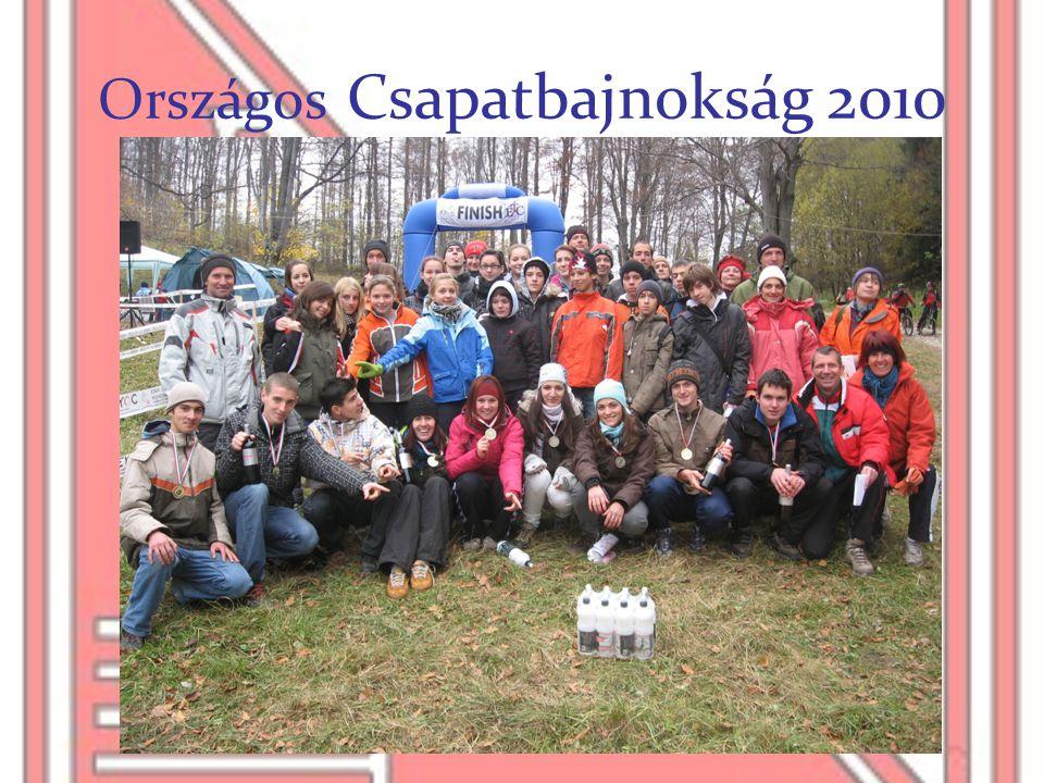 Országos Csapatbajnokság 2010
