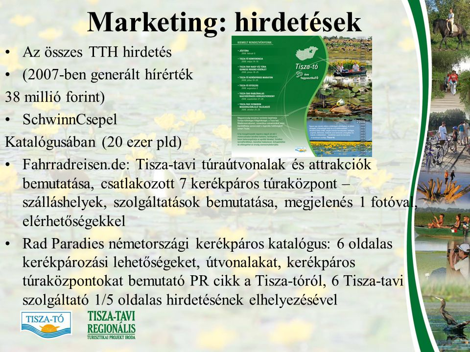 Marketing: hirdetések