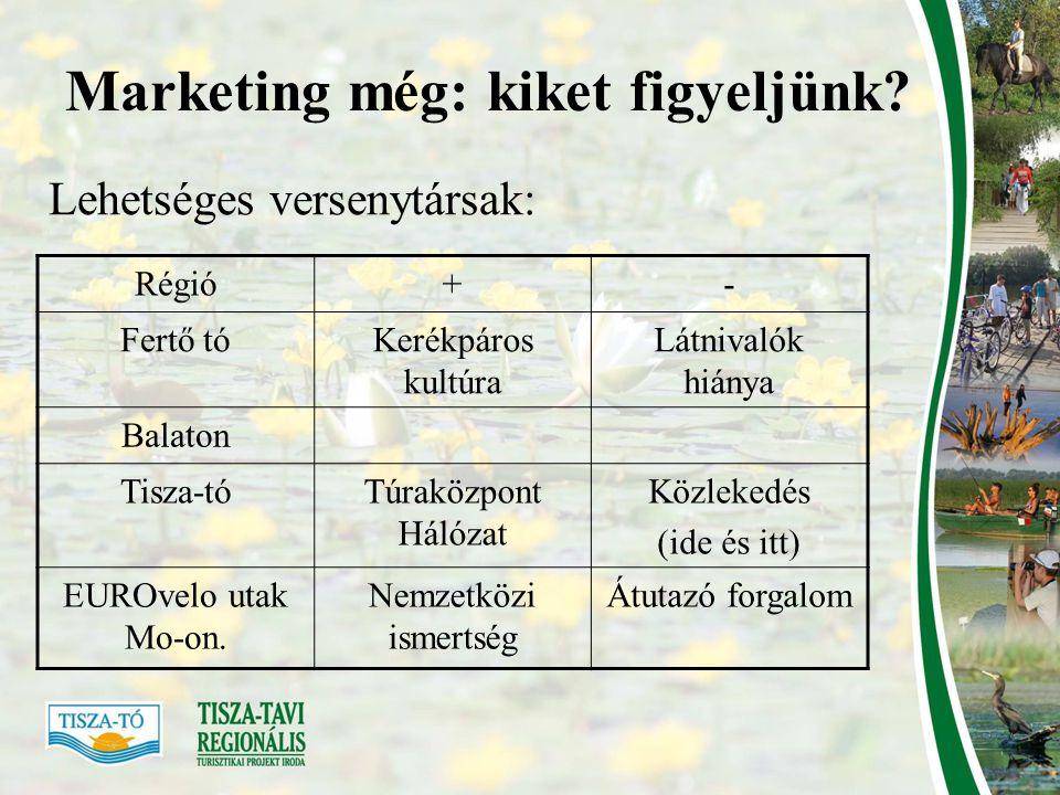 Marketing még: kiket figyeljünk