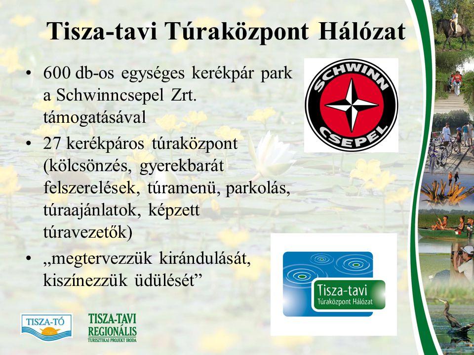Tisza-tavi Túraközpont Hálózat